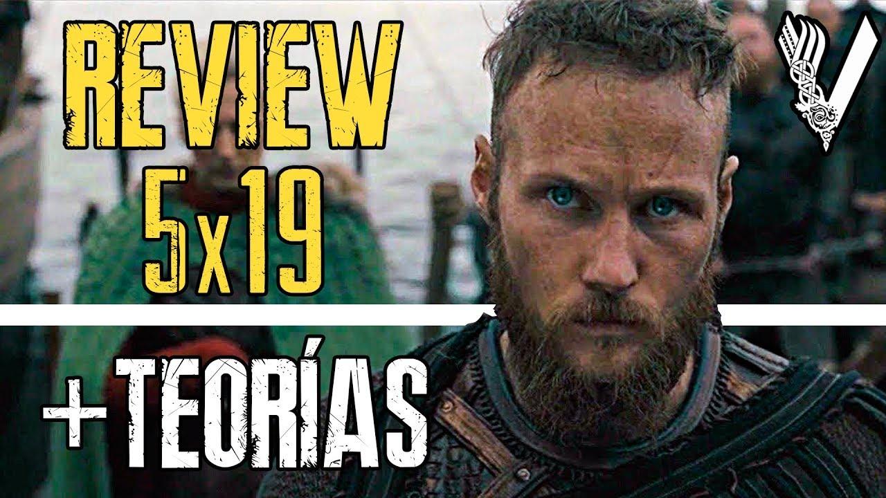Vikingos Temporada 5 Capítulo 19 Review Español Se Masca La Tragedia Youtube