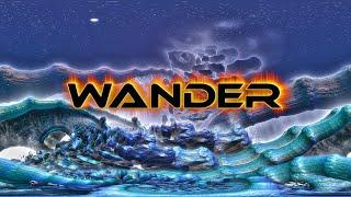 ZaGa  - Wander (3D Fractal Visuals)