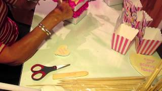 Baby Minnie Mouse Party theme