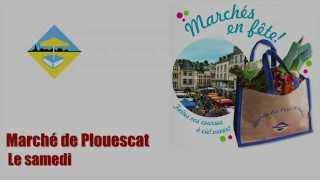 Clip  marché Plouescat