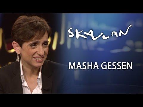 Masha Gessen Interview | Skavlan