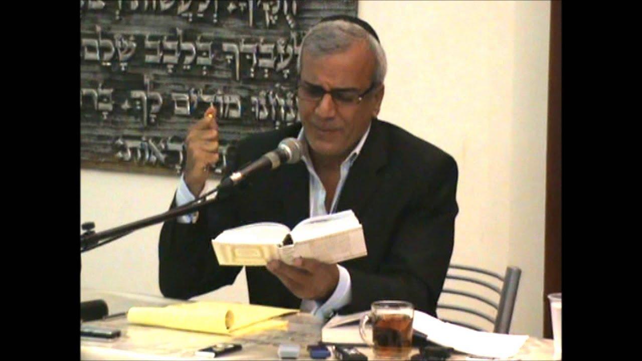 יחיאל נהרי תפילת שחרית מקאם חוסיני