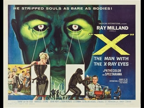 X: The Man with the X-Ray Eyes (Trailer) - YouTube