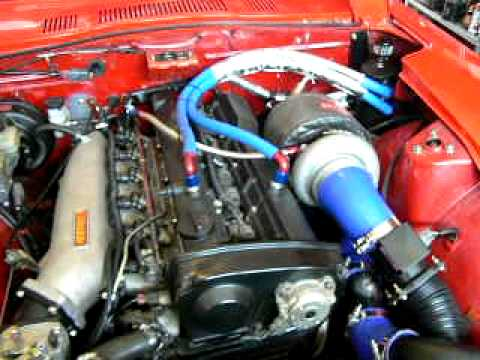 Datsun 240z - RB25DET Conversion - Version 2 - YouTube
