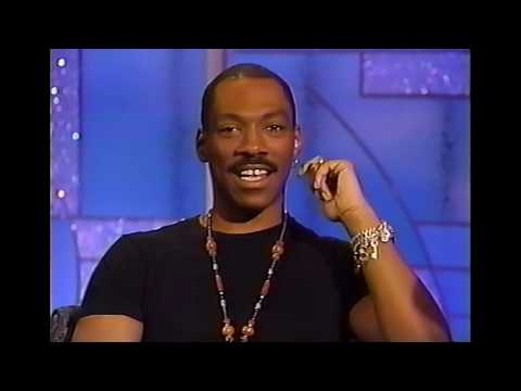 EDDIE MURPHY HAS FUN WITH ARSENIO