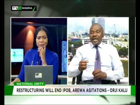 Alpha  Jacken speaks on National Unity, Restructuring