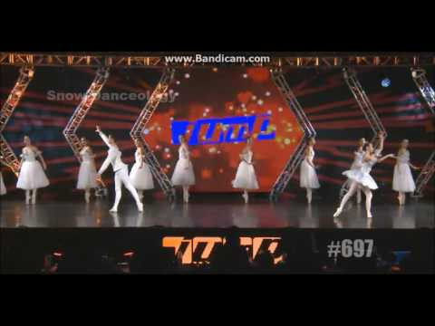 Top Teen Ballet/Musical Theatre Groups 2016
