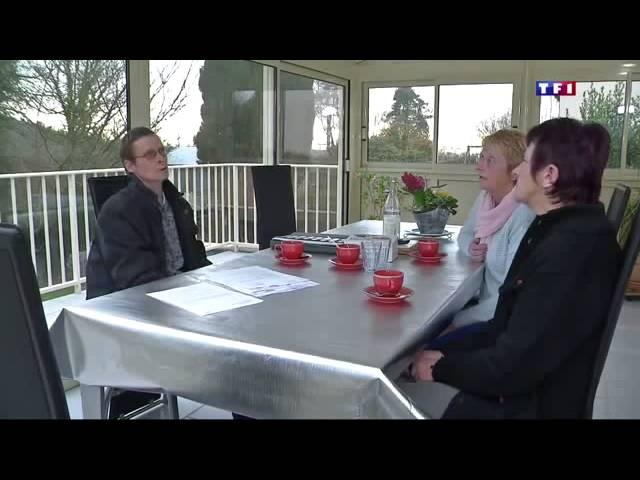 Reportage sur TF1 ( 13 Mars 2015 )
