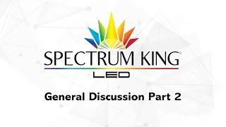 Spectrum King LED | LED Grow Light Technology: Old vs New