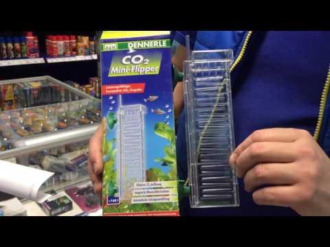Реактор CO2 Dennerle Mini -Flipper