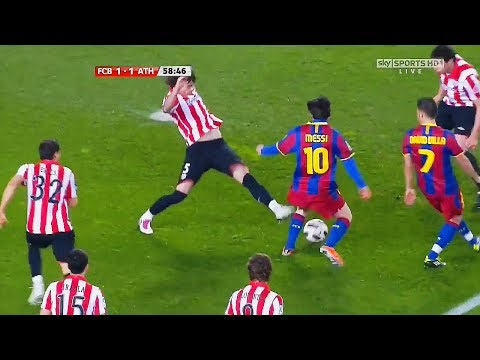 7 Times Lionel Messi Walked through the Opposition Defense !¡ ||HD||