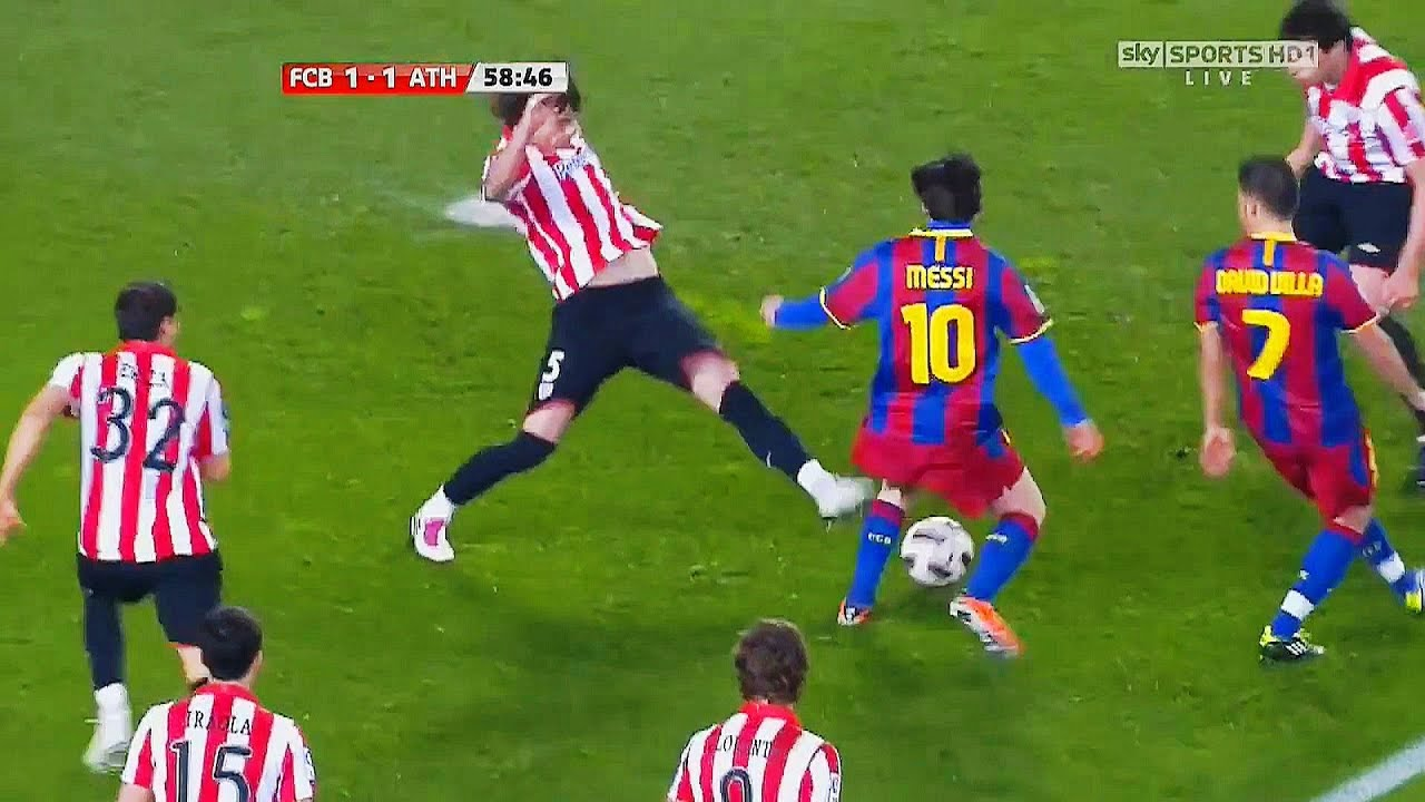Download 7 Times Lionel Messi Walked through the Opposition Defense !¡   HD  