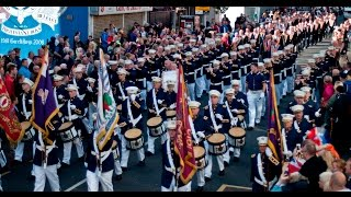 Shankill Protestant Boys  2008 to 2015 - The Champions