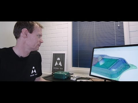 ARIADNA.TECH Underwater Navigation - Technology Explained
