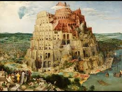 The Tower Of Babel Ep1 Minecraft Survival Build Youtube