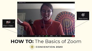 HOW TO: The Basics of Zoom