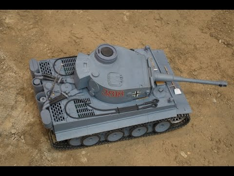 WAR OF TANKS RADIO CONTROLLED