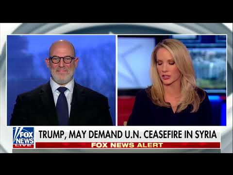 Adam Ereli Appears on Fox News Channel To Discuss Israel-American Relationship, Iran