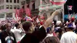 National Puerto Rican Day Parade 2007
