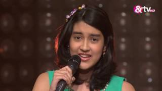 Asmi Mukherjee - Blind Audition - Episode 9 - August 20, 2016 - The Voice India Kids