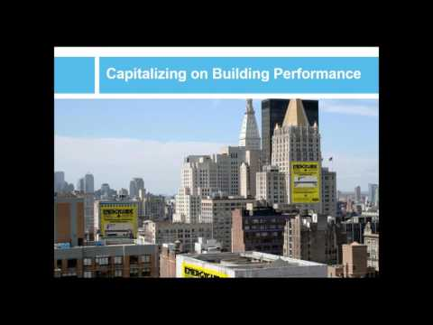 Catalyzing Efficiency:  Affordable Multifamily Building Owners