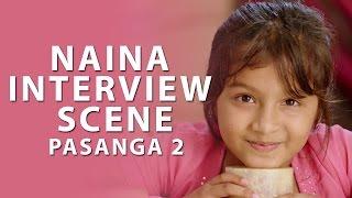 Pasanga 2 - Naina Interview Scene | Suriya | Amala Paul | Pandiraj