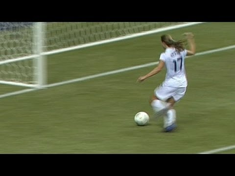Top 5 USA goals in Women's Soccer  from Universal Sports