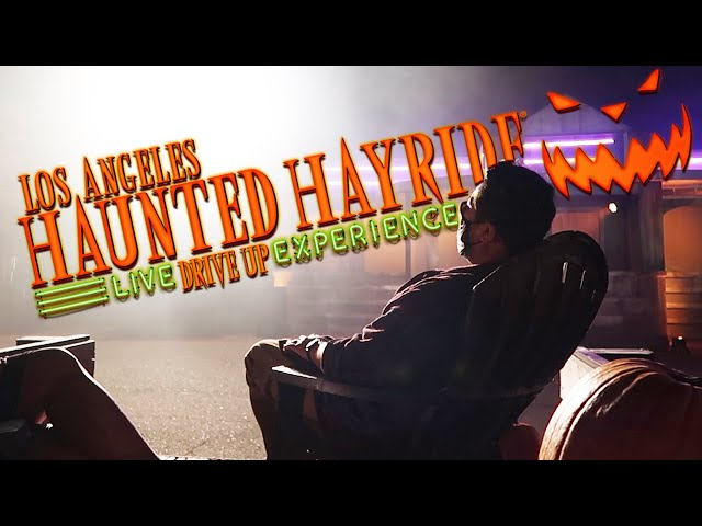 Our Platinum Experience at LA Haunted Hayride!! (Show & Review)