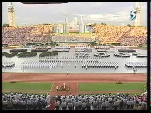 Singapore 36th Anniversary NDP2001 [Channel-5]
