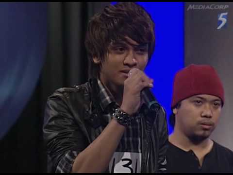 Singapore Idol 2009 Episode 3 part 1/5 by Bob