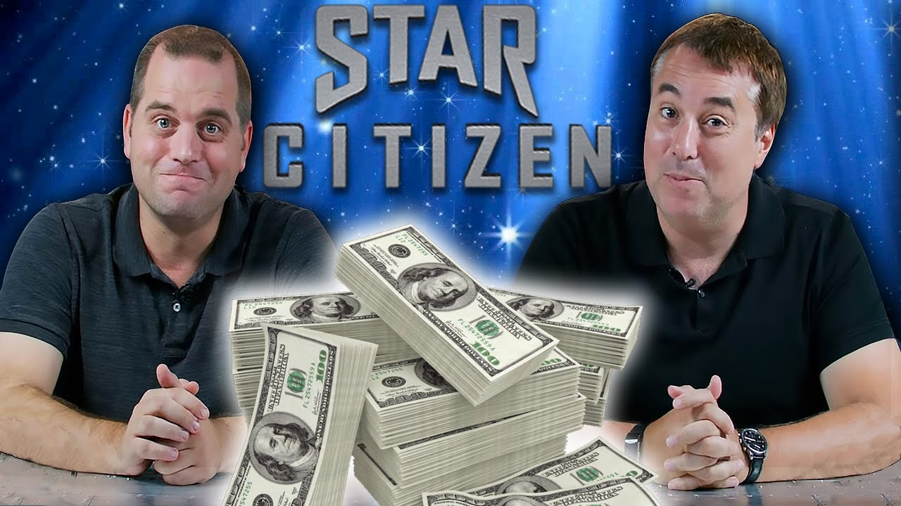 Star Citizen: The $300 Million Game You'll Never Play