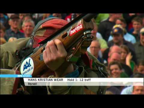Norwegia Zawody Strzeleckie  /  Shooting Competitions from Norway