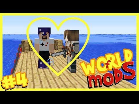 ERMA İLE EVLENDİM ve UÇAN ATARİKAFA - World of Mods - #4