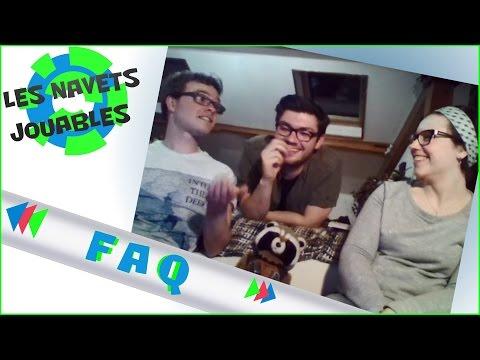 Les Navets Jouables - Vidéo FAQ