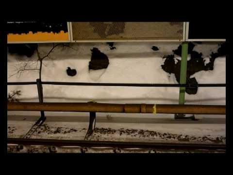 Siilitie metro station/Helsinki metro