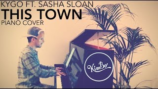 Kygo ft. Sasha Sloan - This Town (Piano Cover +SHEETS)