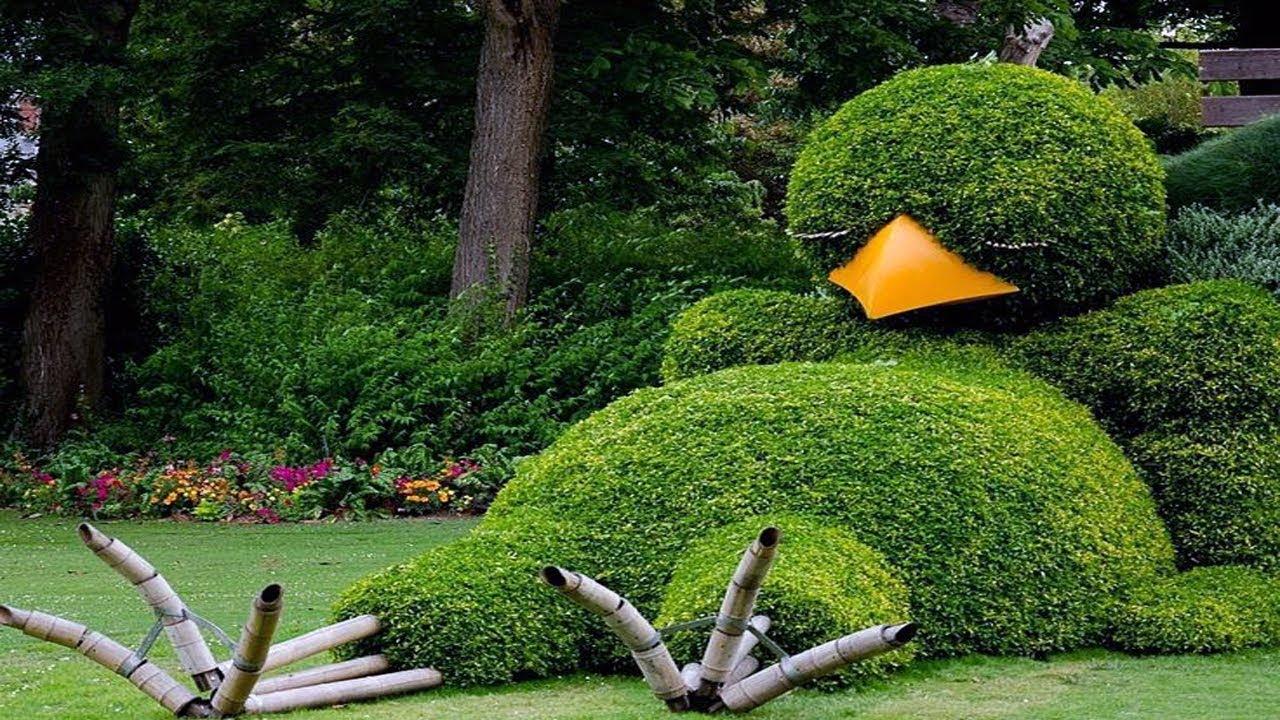 Diy Garden Sculpture Ideas - YouTube