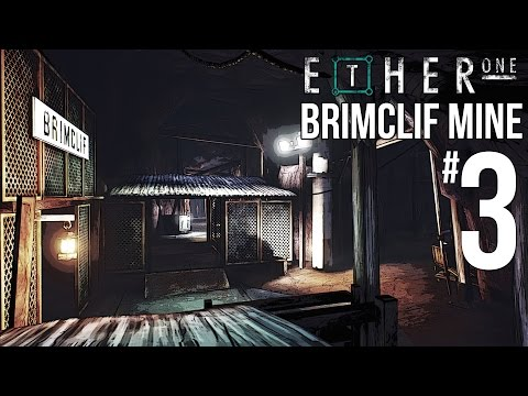 Ether One Platinum Trophy Walkthrough Part 3 - Brimclif Mine