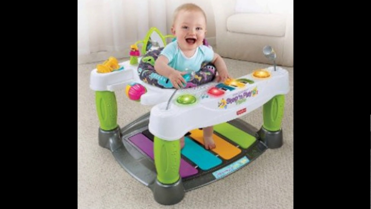 18946d871 Fisher-Price Little Superstar Step N  Play Piano - Best Kids Ride on ...