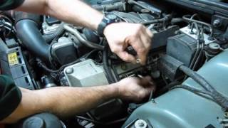 Spark Plug Service On Range Rover Full Size video screen shot