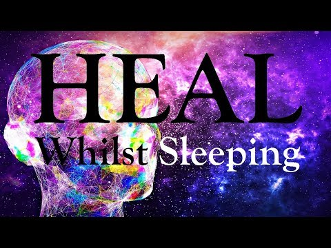 HEAL Your Body Mind, Whilst You Sleep -  POWER of Focused Desire (Guided Meditation)