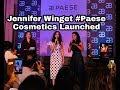 Jennifer Winget Launched Paese Cosmetics | Ahemdabad | Jennifer Winget |