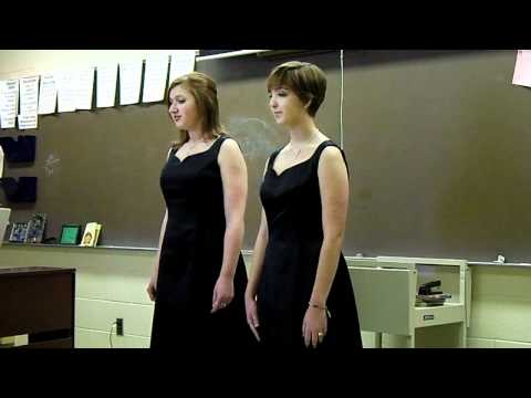 Spring Wind Duet by Molly and Sara