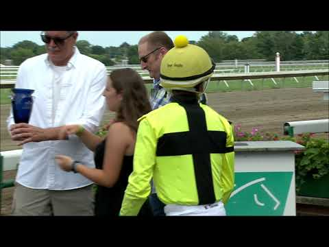 video thumbnail for MONMOUTH PARK 8-9-19 RACE 9