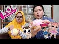 TERNYATA INI ISI LOL SURPRISE! UNBOXING LOL SURPRISE PETS vs CONFETTI POP