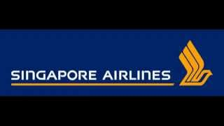 Singapore Airlines Boarding Song