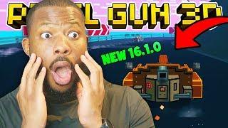 NEW 16.1.0 UPDATE GAMEMODES! | Pixel Gun 3D