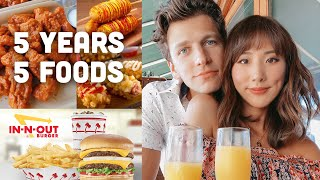 5 YR ANNIVERSARY: 5 Restaurants in One Day!   YB Chang
