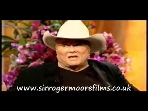 Amicalement Vôtre  Rencontre Roger Moore   Tony Curtis à Londres en octobre 2008