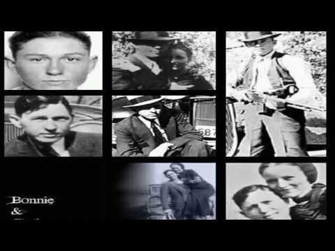 Born To Run, Bonnie Parker and Clyde Barrow